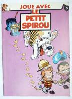 JOUE AVEC LE PETIT SPIROU N°5 06/1995 - TOME & JANRY TBE - Oggetti Pubblicitari