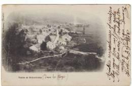 Cpa  Vallée De Bélonchamp - Otros Municipios