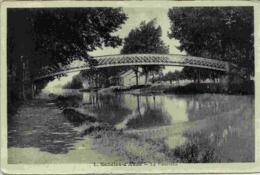 11 SALLELES-D'AUDE - La Passerelle (sur Le Canal) - Salleles D'Aude