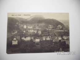Idar A. D. Nahe. - Hassenklopp. (23 - 10 - 1927) - Allemagne