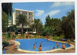 Espagne--Benalmadena-- Hotel Sirocco --(animée,piscine ) Cpm N°1193  éd  Baena - Espagne