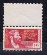 FrenchEquatorialAfrica194 0: Yvert 115mnh** - A.E.F. (1936-1958)
