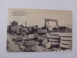 Eltmann A. Main. Bayerische Schleifsteinwerke. (2 - 7 - 1910) - Germania