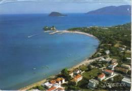 1835  ZANTE ZAKYNTHOS Laganas - GREECE GRECE GRECIA GRIECHENLAND (12X17 Cm) - Greece