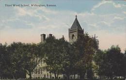 Kansas Wellington Third Ward School