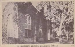 Kansas Columbus Presbyterian Church