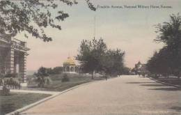 Kansas National Military Home Franklin Avenue Albertype