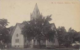 Kansas Seneca M E Church
