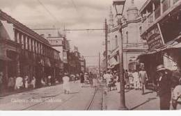 India Calcutta Chitpore Road