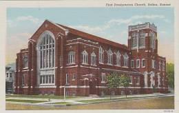 Kansas Salina First Presbyterian Church