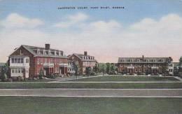 Kansas Fort Riley Carpenter Court