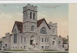 Kansas Wichita First Baptist Church