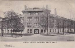 Michigan Ann Arbor University of Michigan New Engineering Buildi