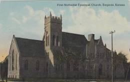 Kansas Emporia First Methodist Episcopal Church