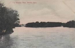 Kansas Wichita The Arkansas River