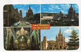 MEXICO - AK 147524 San Miguel De Allende - Mexique