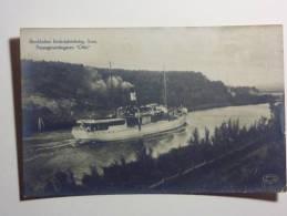 B4298 * Stockholms Rederiaktiebolag Svea.  / Stockholm Shipping Company Svea. The ODIN - Péniches