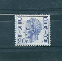Belgique N°1587  Timbres Neuf De 1971 - Nuevos