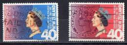 New Zealand 1988 Royal Philatelic Society Set Of 2 Used - New Zealand