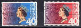 New Zealand 1988 Royal Philatelic Society Set Of 2 Used - Used Stamps