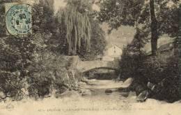 AX LES THERMES  Pont De St Roch Ou D'Aurada   Recto Verso - Ax Les Thermes