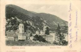 Roumanie - Monastère  Bistrita - Rammnicu-Valcea - 1905 - édit; Stengel (voir 2 Scans). - Romania
