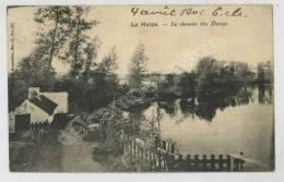 (La Hulpe) Le Chemin Des Etangs. 1901. - La Hulpe