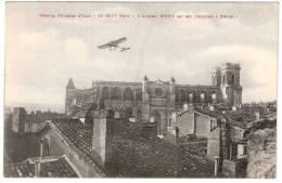 "AUCH Meeting Aviation Morin Sur Monoplan ""Blériot"" Gers (32) - Auch"