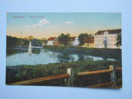 CP/MERSEBURG/GOTTARDTSTEI CH - Merseburg