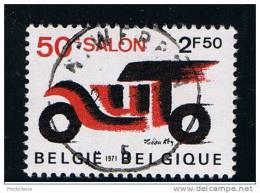 AUTO - COB : 1568 - 1971 O - Belgium