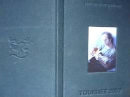 2002-jean Jacques Goldman--CD-ET LIVRET SPECIAL POUR CETTE TOURNEE-ICI FORET NATIONNAL - Limited Editions