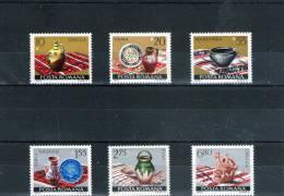 1973 CERAMIQUES YV= 2809/2814 Et Mi No 3134/3139 MNH - 1948-.... Republiken