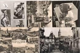 Z 01  CPSM  LOT DE 20 CARTES ALLEMAGNE - Cartes Postales