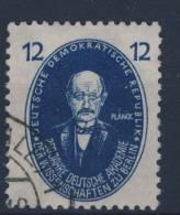 DDR Nr. 266 b gestempelt used / gepr�ft BPP signature