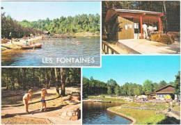 24. Gf. MILHAC-DE-NONTRON. Village De Vacances 'Les Fontaines'. 4 Vues. 3391 - France