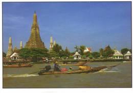 Wat Arun Or Temple Of Dawn, Bangkok - TST Unused - Thailand