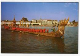 The Royal Barge Anantha-Nakh-Raj, Bangkok - TST Unused - Thailand