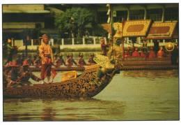 Asura Vayuphak Is Asura Barges, Bangkok - TST Unused - Thailand