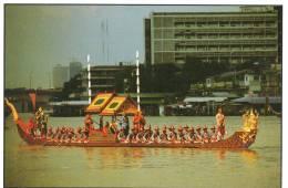 Krut Hern Hed Is Garuda Barges, Bangkok - TST Unused - Thailand