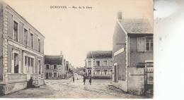 45 - DORDIVES / RUE DE LA GARE - Dordives