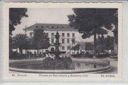 E 32000 ORENSE, Parque De San Lazero Y Gobierno Civil - Orense