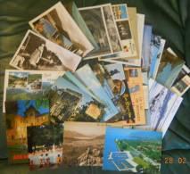 73 - Lot De Cartes Postales Modernes Savoie (8 écrites, 24 Neuves) - Non Classés