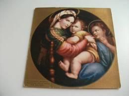 Madonna Con Bambini Mellin Londra - Cromo