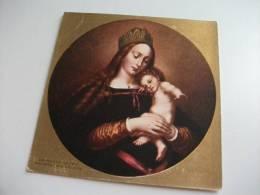 Madonna Con Bambino Mellin Londra - Santini