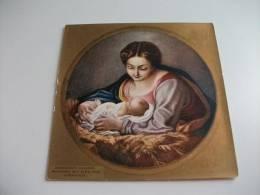 Madonna Con Bambino Mellin Londra - Cromo
