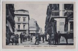 Aversa - Corso Umberto I - Angolo Via Garibaldi - Aversa