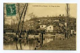SAINT JUNIEN 87 HAUTE VIENNE LE VILLAGE DE GLANE - Saint Junien