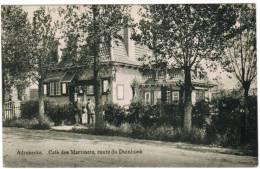 Adinkerke, Café Des Martinets, Route Du Duinhoek (pk9325) - De Panne