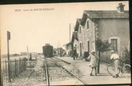 Gare De BOURCEFRANC - - France