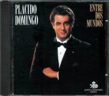 PLACIDO  DOMINGO  *ENTRE DOS MUNDOS - Music & Instruments